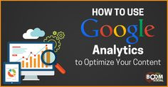 How to Use Google Analytics to Optimize Your Content #networkgps #pinterestmarketing