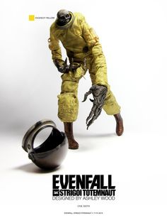 EVENFALL - Strigoi Totemnaut - March 9th, only at www.bambalandstore.com #threeA…