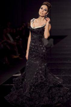 Traje de Flamenca - Canavate - Simof-2010