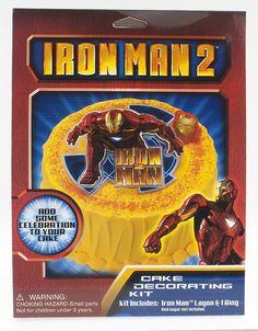 Liquidationprice.com - Iron Man 2 Cake Decorating Set, $1.00 (http://www.liquidationprice.com/iron-man-2-cake-decorating-set-in-a-retail-package/)