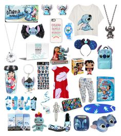 Ropa de diseñador, zapatos y bolsos para mujer Lilo And Stitch Quotes, Lilo And Stitch Ohana, Disney Cute, Cute Disney Outfits, Stitch And Angel, Cute Stitch, Stitch Cartoon, Modern Cross Stitch Patterns, Ideias Fashion