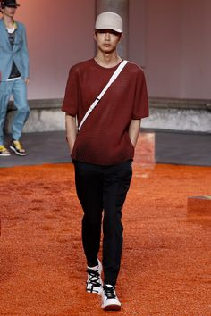 Ermenegildo Zegna Spring 2018 Menswear Fashion Show Collection