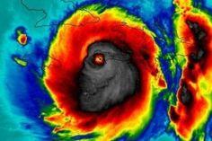 Pareidolia: por que muitos veem 'monstro' em imagem de furacão feita por satélite - 07/10/2016 - UOL Estilo de vida