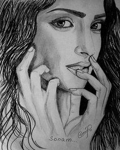 Sonam Kapoor - @Seda_Artist