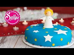 Sallys Blog - Marzipantorte mit Haselnusssahne