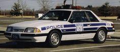 Ford Mustang SSP - Highway Patrol