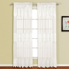 Valerie Window Panels