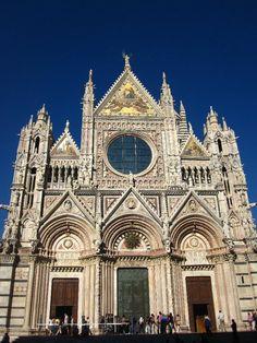Siena, #Italy - Santa Maria Assunta #travel