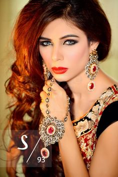 Stylish & Fancy Designed Jewelry Collection 2014 for Bridal by Reem