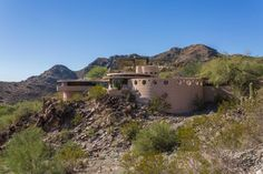 The Norman Lykes Home, located in Phoenix, was the architect's last design and has an asking price of $3.6 million.