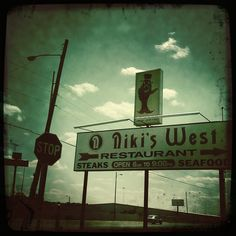 Niki's West, Bham Al by Deep Fried Kudzu, via Flickr