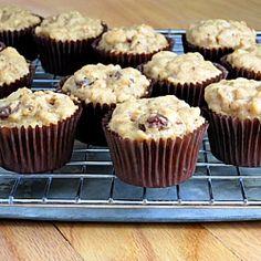 Raisin Bran Muffins muffins