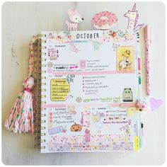 The rest of this weeks layout...my layouts are always a little messy looking☺️ #planneraddict #plannercommunity #adventuretime #plannergoodies #plannerstickers #plannerproblems #girlythings #pink #shopbando #itspaperdear
