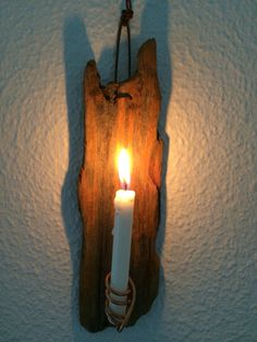 My candlelight driftwood/Cobber design.