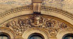 facade element decoration . / www.bontool.com