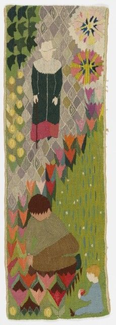 Teaching as Art: The Tapestry Art of Ann-Mari Kornerup | Smithsonian Cooper-Hewitt, National Design Museum in New York