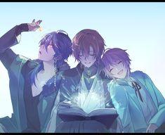 Anime Boys, Dark Anime Guys, Fanarts Anime, Anime Manga, Anime Art, Atla Memes, Black Butler Characters, Anime Friendship, Handsome Anime Guys