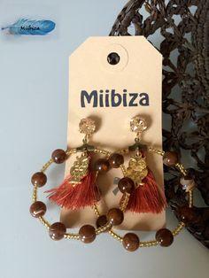 """Miibiza oorbellen met grote Swarovski kristallen. Prijs €13,50  •Bekijk ook mijn andere advertenties of neem een kijkje op mijn Facebook pagina onder de naam """"Miibiza sieraden"""" en blijf op de hoogte van nieuwe mooie Ibiza sieraden."""