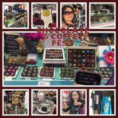 6th annual Chocolate and Coffee Fest. 1st time ever going.