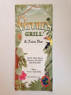 #Naturesgrill #ventura #holistic #socal #healthy #health #localbusinesses #california #supportlocalbusinesses #yummy #whole #food #restaurant #salads #delicious #grill