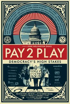 PAY 2 PLAY: Democracy's High Stakes Kickstarter Campaign