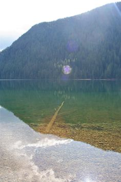 {BACK ROADS EXPLORER} sharing one of my favorite BC lakes on the blog today || photo kvbijou