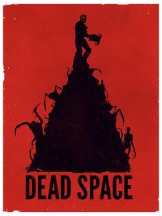 Dead Space by Fernando Martínez