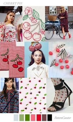 Fall 2017 Fashion Trends – The Aggie – Fashion Outfits Fashion Collage, Fashion Art, Kids Fashion, Fashion Design, Fashion Trends, Fashion Women, Color Trends 2018, Conversational Prints, Frock Fashion