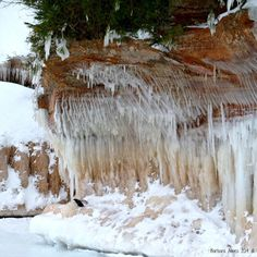 lake superior ice caves apostle islands bayfield wisconsin (3)
