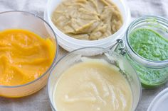 Homemade baby food ideas-Interesting combos with cinnamon n nutmeg
