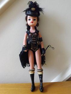 Steam Punk Sindy Doll | eBay. Listing ends 12 Oct, 2014.