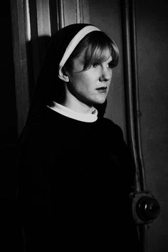 Lily Rabe as sister mary eunice | American Horror Story