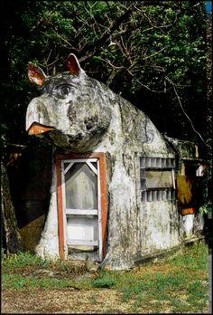 Roadside America   John Margolies   Strange Buildings in America   Architectural Relics from a Vanishing Past   Taschen
