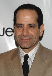 Tony Shalhoub is a character actor as well as having his own TV show Monk.