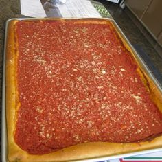 Philadelphia tomato pie on Pinterest | Tomato Pie, Philadelphia and US ...