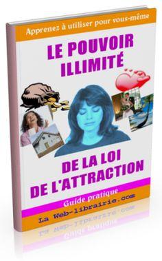 Le pouvoir illimité de la loi de l'attraction par Christian Godefroy #abondance #loidattraction #loidelattraction