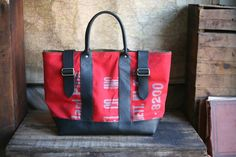 Forestbound Bags - Vintage materials, reimagined and utterly beautiful.