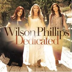 (GIVEAWAY) - Wilson Phillips recently released an 11 song tribute to The Beach Boys and Mamas & The Papas via Sony Masterworks called Dedicated. It's somewhat of a tribute record made up entirely of classic songs by Brian Wilson's Beach Boys, father of Wendy and Carnie Wilson; and of John and Michelle Phillips' Mamas & The Papas, parents of Chynna Phillips.