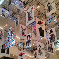 "EMPORIUM SHOPPING MALL, Bangkok,Thailand, ""Dear Santa,I've been super good this year...spoil me"", pinned by Ton van der Veer"