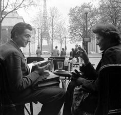 Paris, 1950, Mark Kaufman