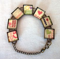 Now this, I'd love to make for myself! =) #Crafts #DIY #Jewellery