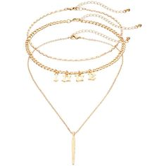 MUDD Women/'s TWO BLACK CHOKER Necklaces VELVET /& Faux Leather DANGLING BEAD Gold