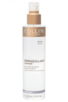 22 Global Beauty Brands You Need Now #refinery29  http://www.refinery29.com/international-beauty-brands#slide17  Collin   The sole aim of this French skin-care label is to maximise collagen production in the skin. Whatever the concern, this brand's tight edit of products may offer the answer.  Collin Micellar Radiance Cleansing Water, £19.50, available at Cult Beauty.