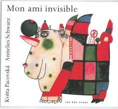 Kveta Paovska - Czechoslovakian children's book illustration from the 1960s