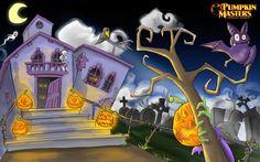 free-halloween-wallpaper-kids-haunted-house-1680x1050.jpg (1680×1050)