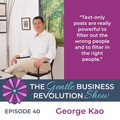 George Kao is on this episode discussing how you can use Facebook ads in your own gentle marketing strategy. Ads, Marketing, Facebook, Memes, Business, Animal Jokes, Business Illustration, Meme