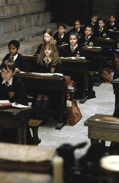 Wait, is that me in the back row? :.( still waiting for my hogwarts letter