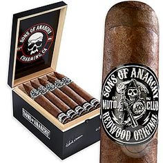 Sons of Anarchy by Black Crown - Cigars International