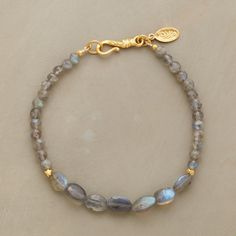 DIVIDING LINES BRACELET - Gemstone - Bracelets - Jewelry   Robert Redford's Sundance Catalog