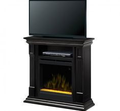 Dimplex - Home Page » Fireplaces » Media Consoles » Products » Deerhurst Media Console